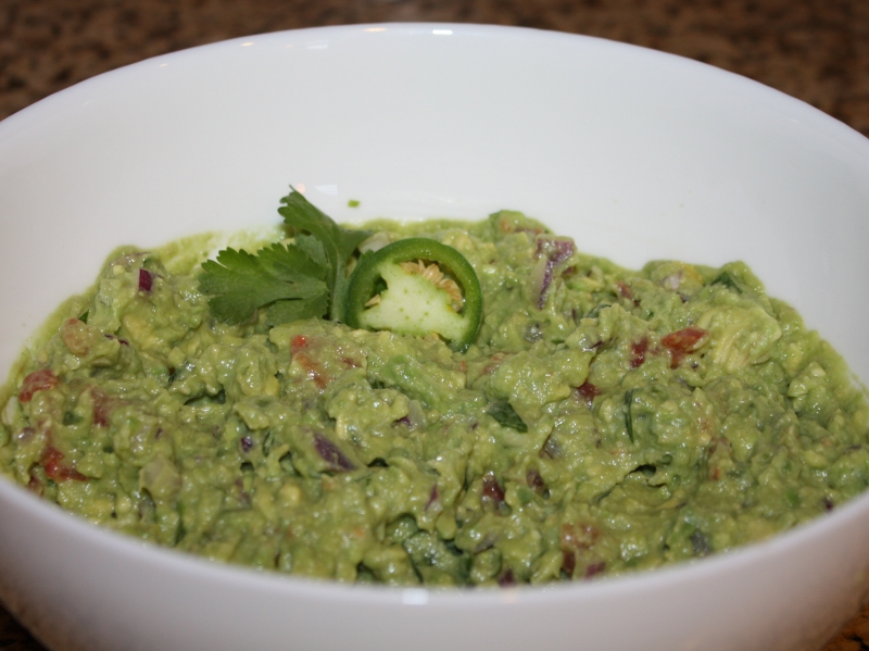 Guacamole – A Good Green