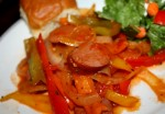 Sausage and Peppers 2