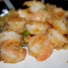 garlic shrimp finish 2