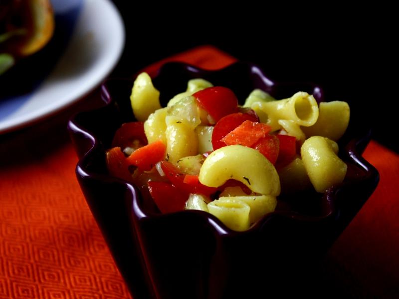 Quinoa Pasta Salad 1