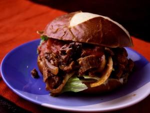 chopped beef jack daniels bbq