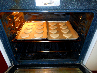 shortbread bake