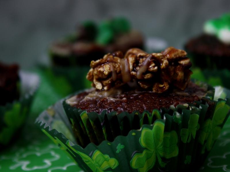 Bailey cupcake 1