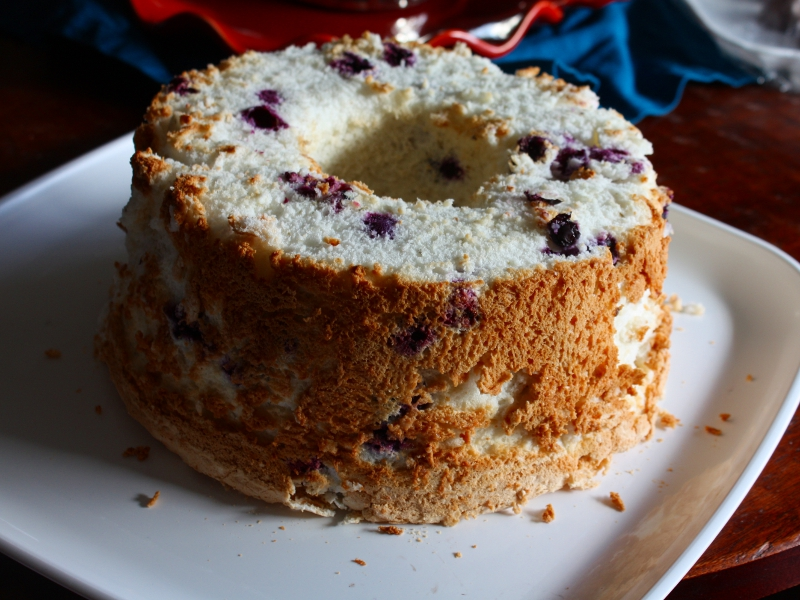 angel food cake 1