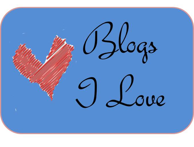 Blogs I Want to Share!!