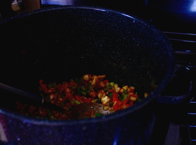 gumbo veggies