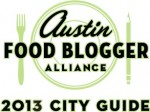 2013 AFBA City Guide – Texas Wines