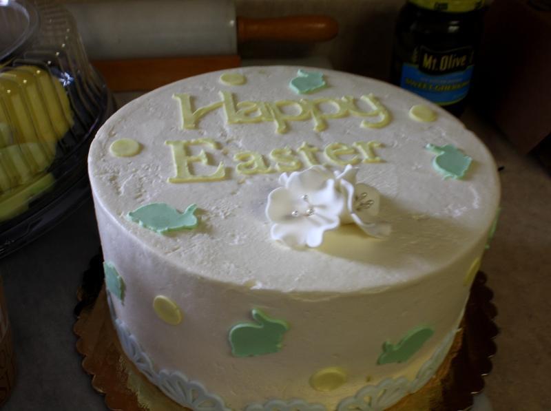 Easter Erin cake