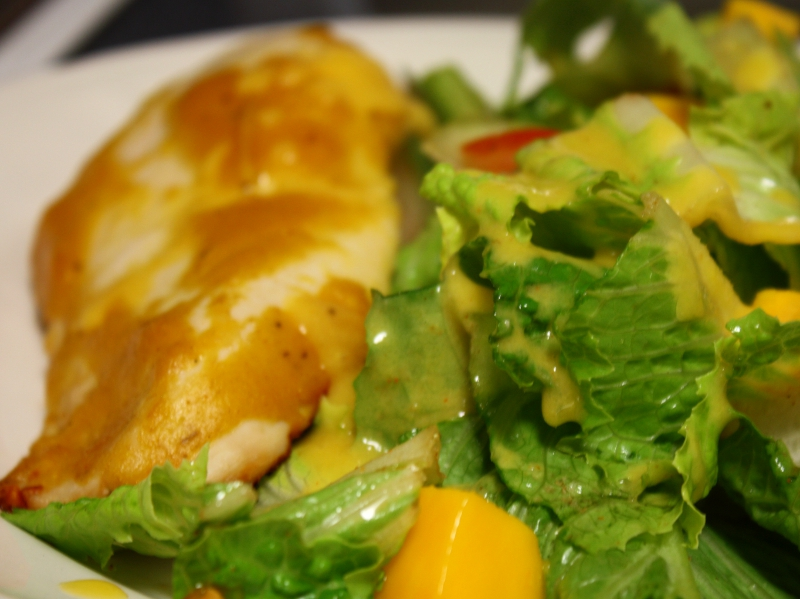 mango chicken 3
