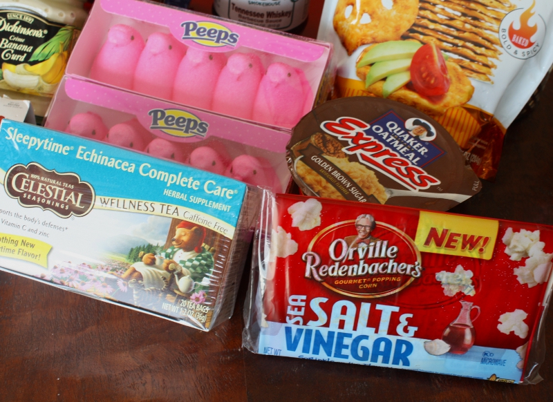 march foodie pen pal loot 1