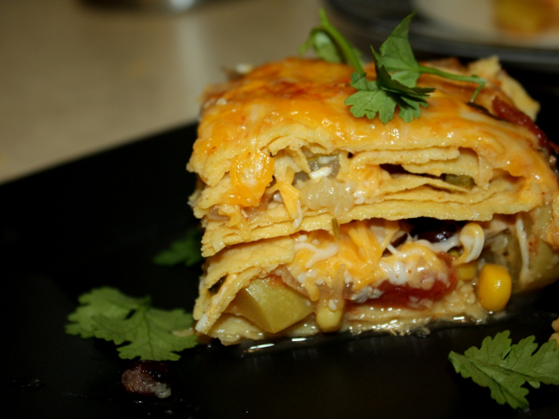Texmex lasagna finish 1