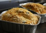 beer bread baked