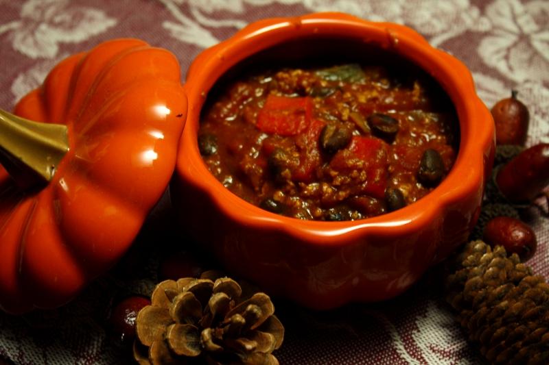 pumpkin chili 1