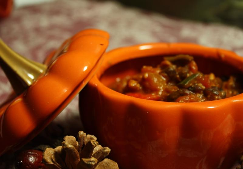pumpkin chili 2