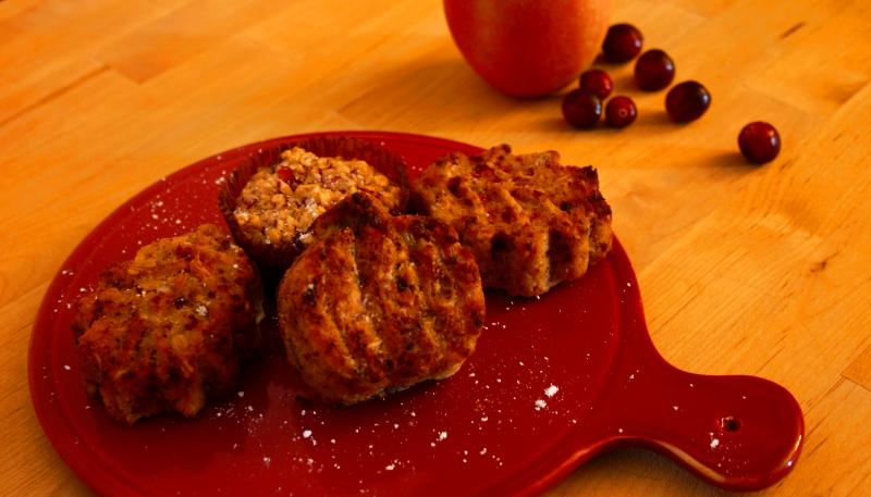 cranberry muffin 1