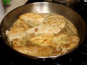 picatta chicken
