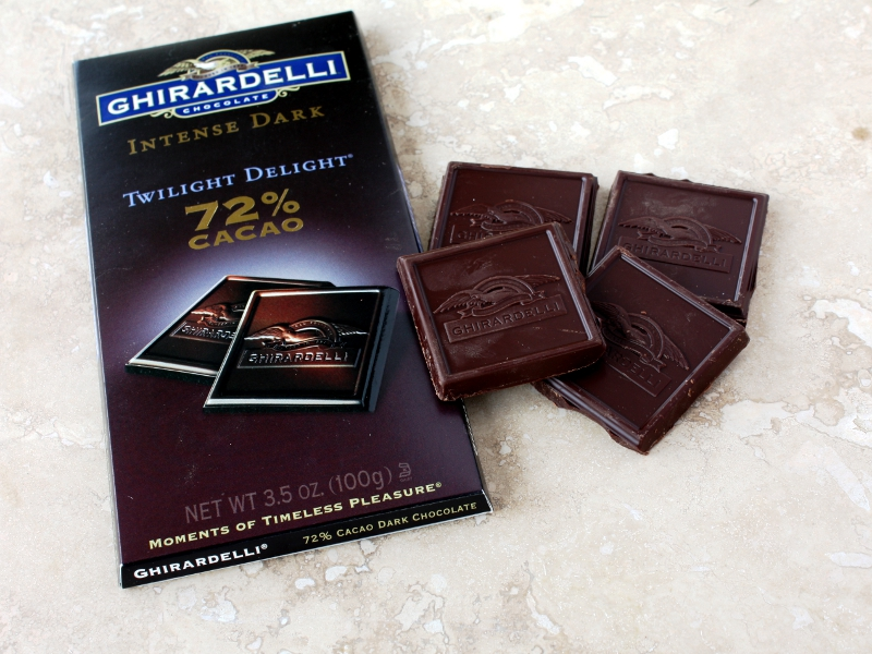 Ghiradelli perfect chocolate