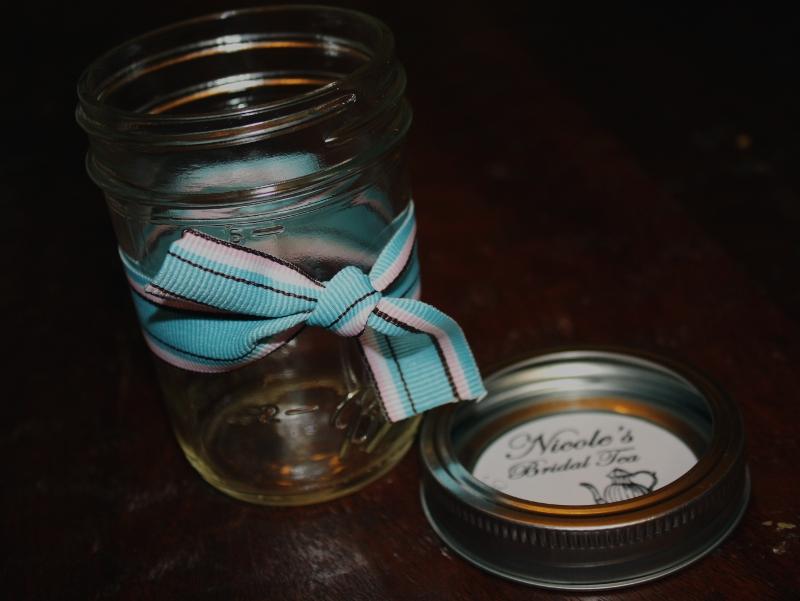 cake in a jar empy