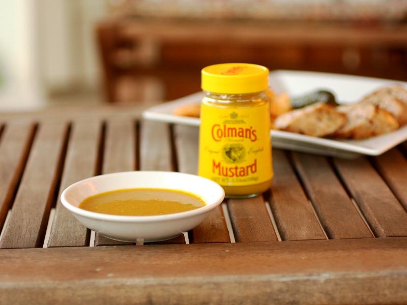 coleman mustard sauce