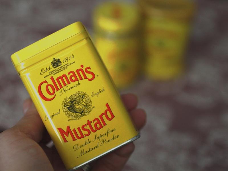 coleman mustards